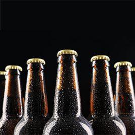 Kiste Bier für die Mannschaft